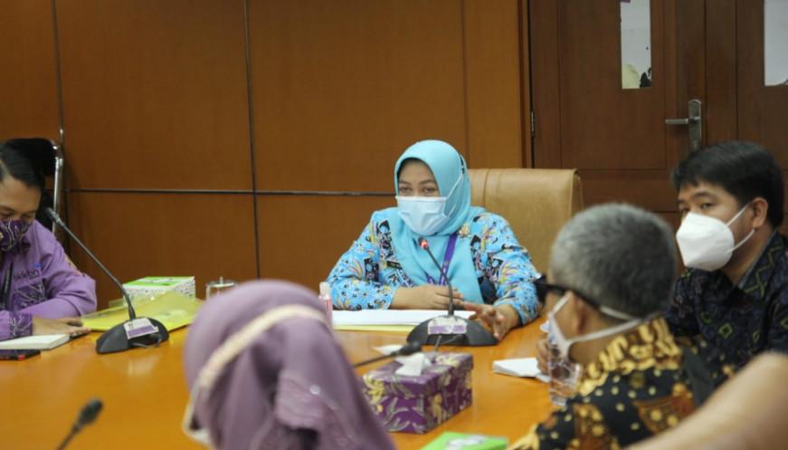 Diskominfo Kabupaten Tangerang Libatkan Kelompok Penyandang Disabilitas dalam Forum Konsultasi Publik SP4N-LAPOR!