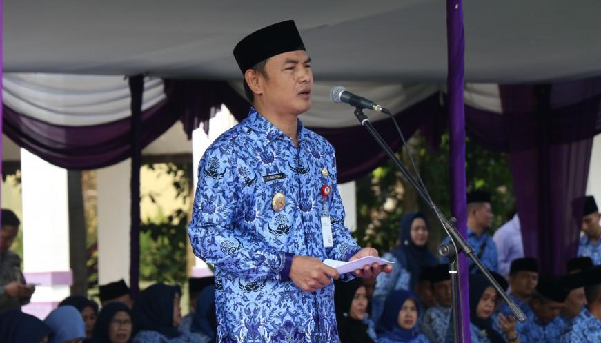 Pemkab Tangerang Gelar Upacara Hari Kebangkitan Nasional
