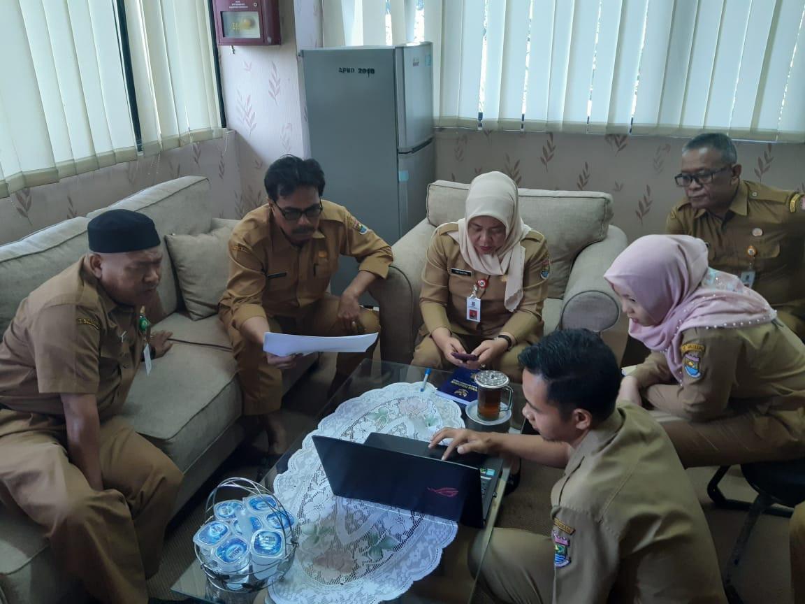 Rapat Teknis Persiapan Penilaian PPID